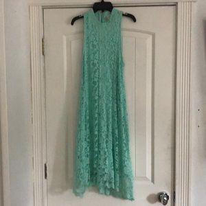 Altered state green dress size L